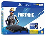 Playstation 4 (PS4) - Consola 500 Gb + 1 Mando Dual Shock 4 + Contenido Fortnite [Importación italiana]